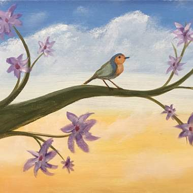 Painting & Brews - 'Early Bird'