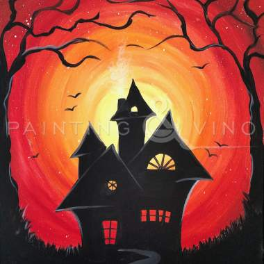 Spooky Lane- Live Online Event
