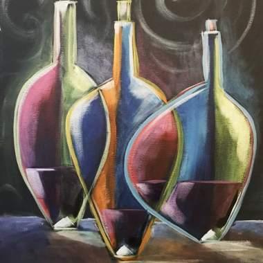 'Three Bottles'