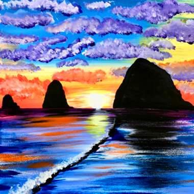 Oregon Coast with Erin