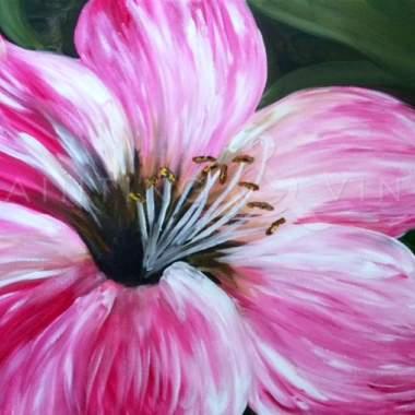 'Happy Hibiscus' -Live Online Event
