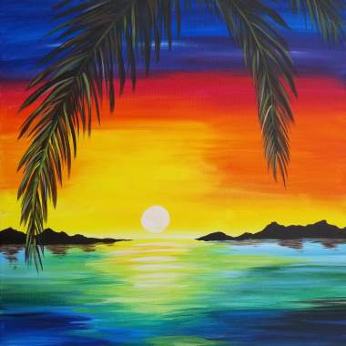 'Ocean Sunrise'