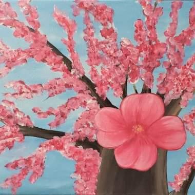 Live Online - Cherry Blossom Tree