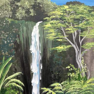 'Akaka Falls Hawaii'