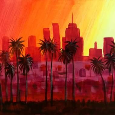 'LA Skyline'