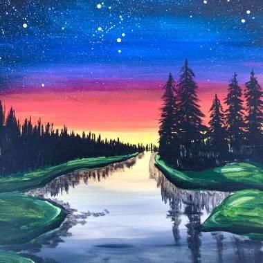 'Summer Forest Nights'