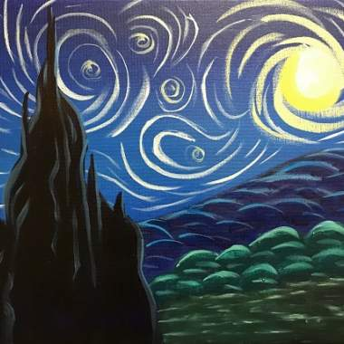 'Let's Gogh'