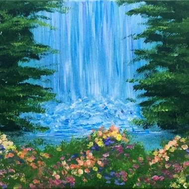 'Hidden Waterfall'