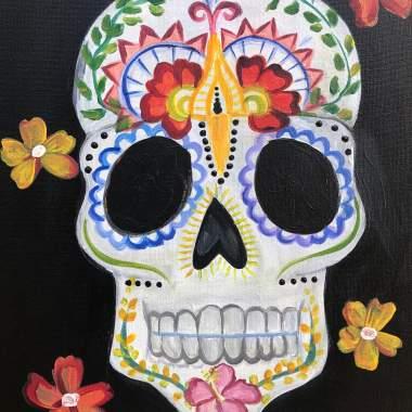 'Dia De Los Muertos' -Live Online Event